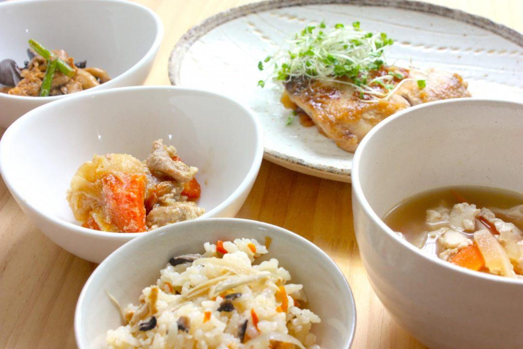 バランスの良い健康的な食事とは?酵素を消費しない生活が健康につながる