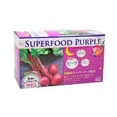 新谷酵素 夜遅いごはんでも SUPERFOOD PURPLE 6粒×30包(30回分)